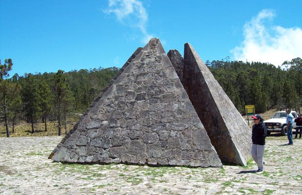 Las Piramides