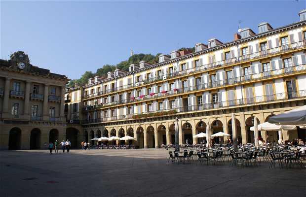 Piazza della Constitución
