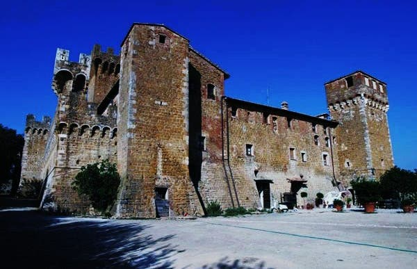 Castillo de Spedaletto
