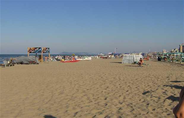 Spiaggia di Rivazzurra