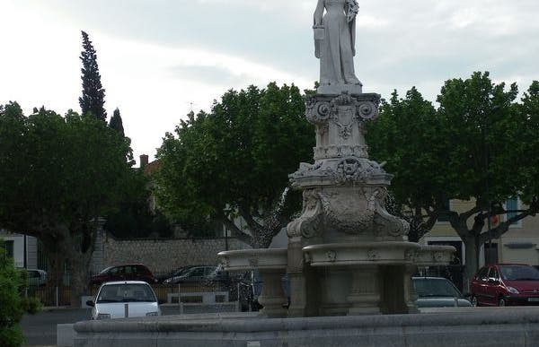 Dona Vierna Fountain