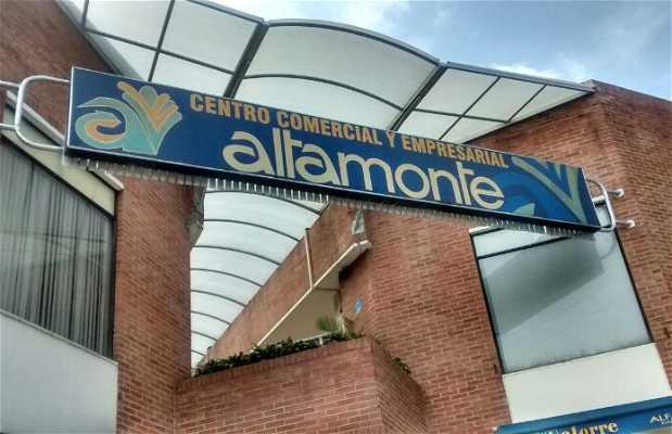 Centro Comercial y Empresarial Alta Monte