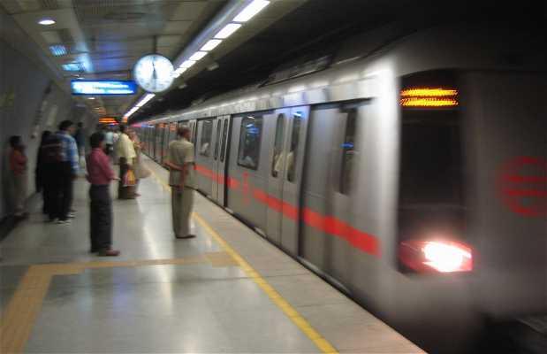 Metrô de Deli