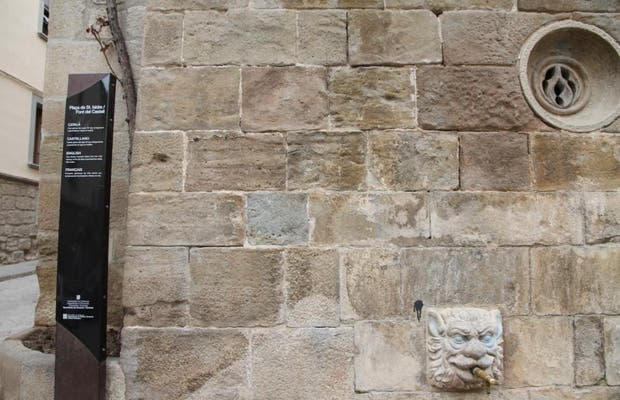 Fuente del castillo