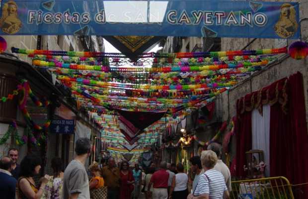 Festa di San Cayetano a Madrid