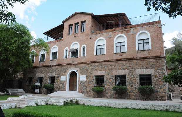 Casa de la Cultura Conrado Espinoza.