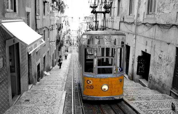 Funicolare da Bica di Lisbona