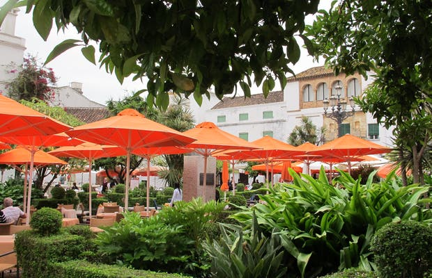 Praça de los Naranjos