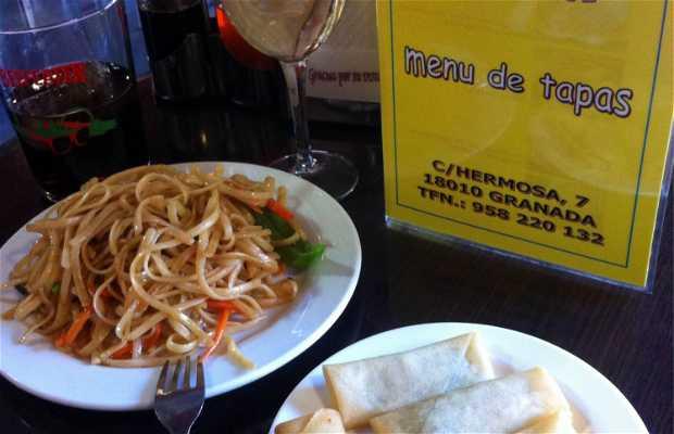 Café Bar Estrella Oriental Feng Shui