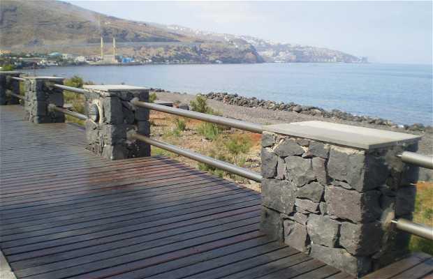 Promenade of Punta Larga