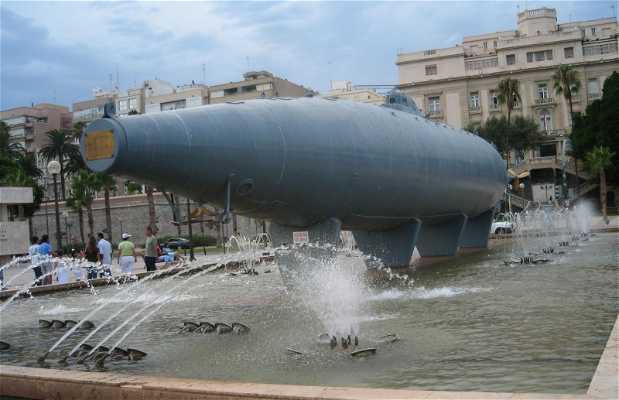 Isaac Peral Submarine