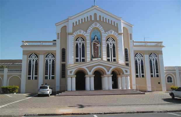 Santuário de Santa Terezinha