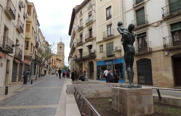 Plaza de Mendizábal