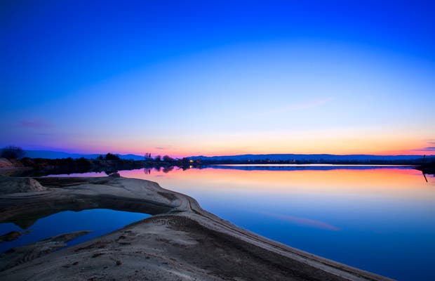 Lagoons of Antela