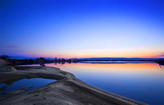Lagunas de Antela
