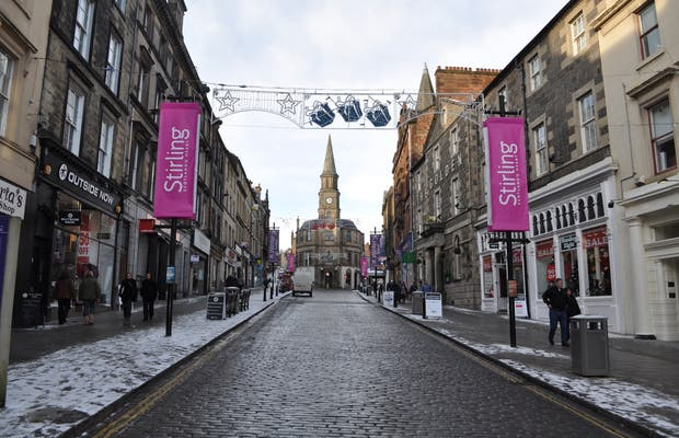 King Street a Stirling