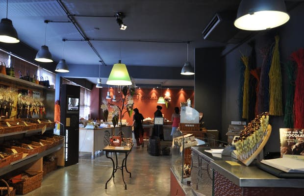 L'atelier du chocolat Museum
