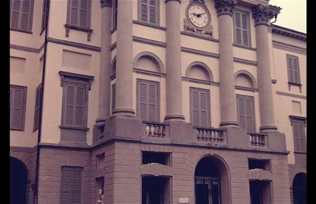 Accademia carrara: galleria d'arte moderna e contemporanea