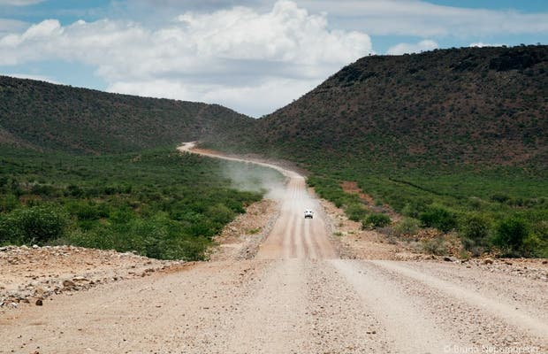 Grootberg Pass