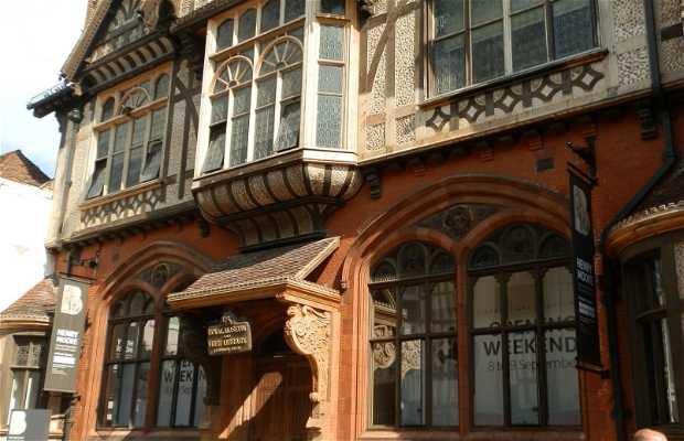 Ruta de las Casas históricas de Kent