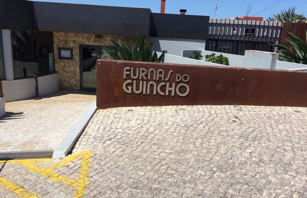 Furnas Do Guincho