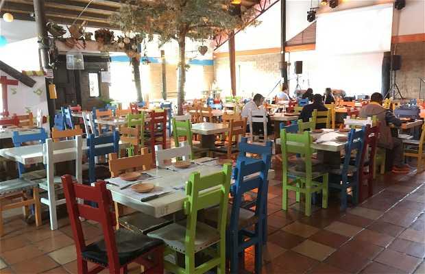 Restaurante Tin Marín Parrilla Bar