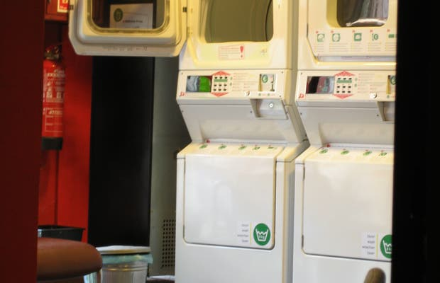 Ciber Lavanderia The Laundry Stop