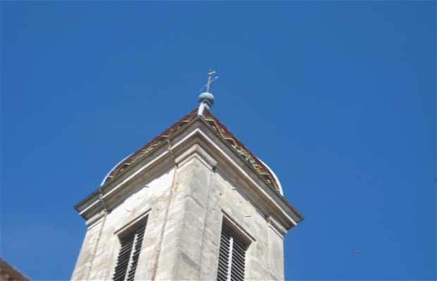 Pesmes Church