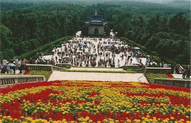 Mausoleo de Sun Yatsen