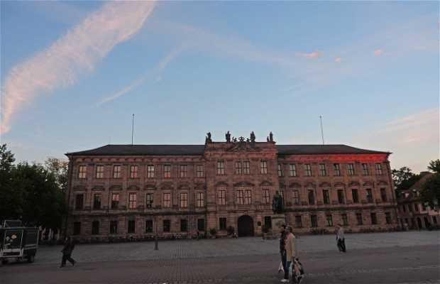 Praça do Castelo