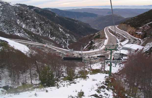 Estacion de Invierno de Valdezcaray