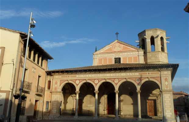 Parish Church of Sant Sadurní