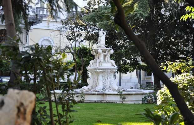 Fundación BBVA - Palacio del Marqués de Salamanca
