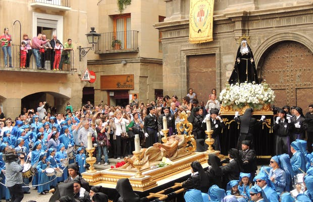 Holy Burial Procession