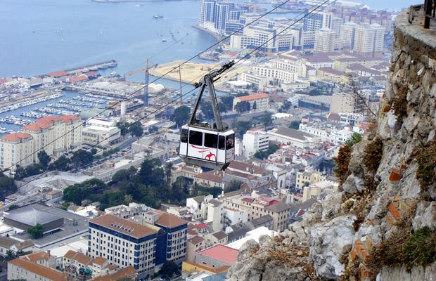 Aerial Tramway or Cable Car