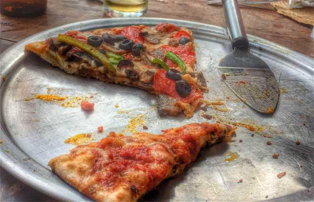 Misquote Pizza Grill (La Mision Hotel)