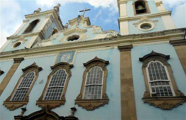 Iglesia Nossa Senhora do Rosário dos Pretos