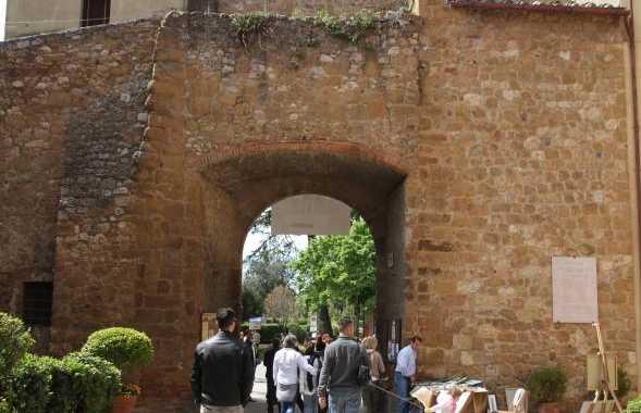 Porta al Prato o porta al Murello