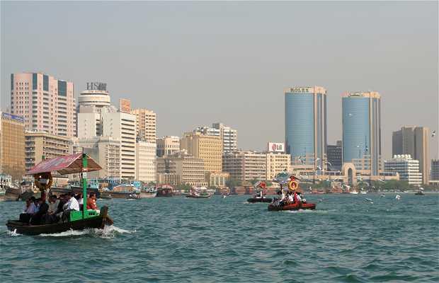 Canal de Dubai