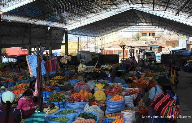 Mercado Campesino de Vallegrande