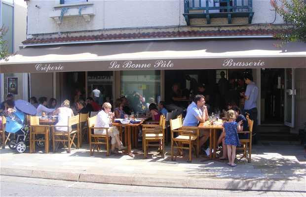 Restaurante La bonne pâte