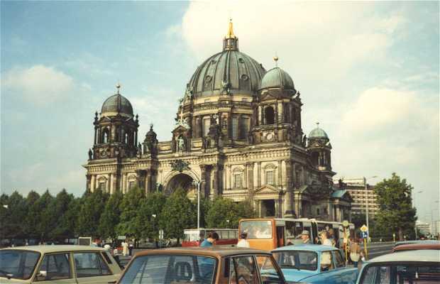 Berlin sous la RDA