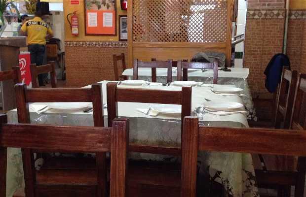 Restaurante Casa Francisco los Garrafones