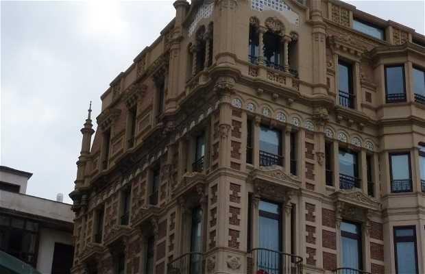 Edificio Varsovia