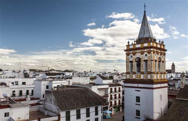Centro Historico de Sanlucar la Mayor
