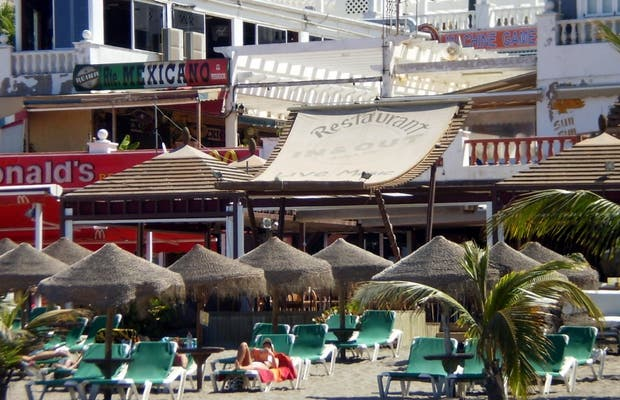Il Ristorante In&Out a Playa de Torviscas
