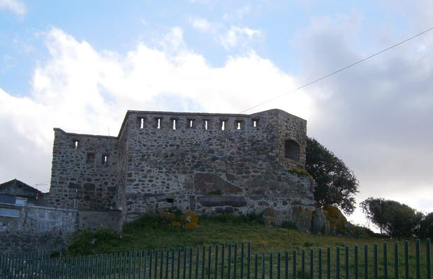 Forte su Pisu, Sant'Antioco