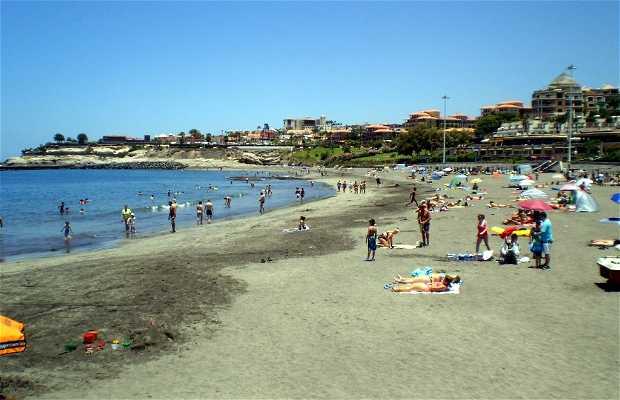 Spiaggia Fañabé a Costa Adeje