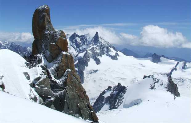 Mirante do Mont Blanc