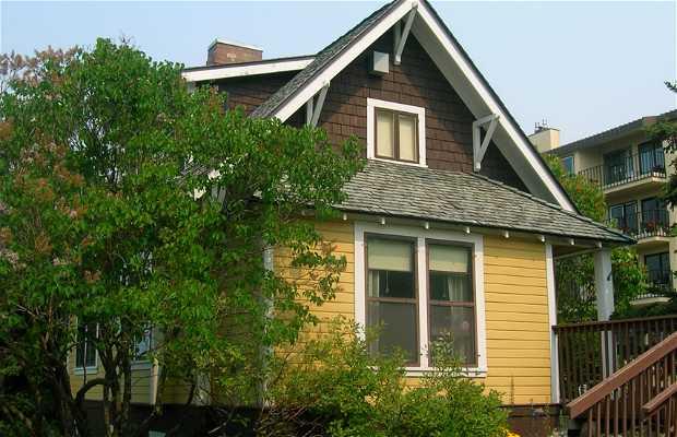 Casa di Oscar Anderson a Anchorage